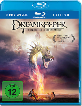 Dreamkeeper - Special Edition Blu-ray (2 Discs)
