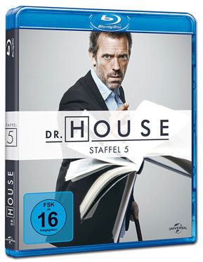Dr. House: Staffel 5 Box Blu-ray (5 Discs)