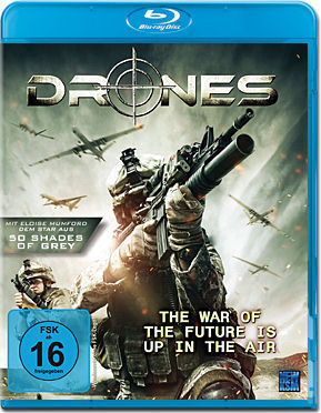 Drones Blu-ray
