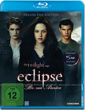 Eclipse: Biss zum Abendrot - Deluxe Fan Edition Blu-ray