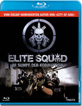 Elite Squad 2: Im Sumpf der Korruption Blu-ray