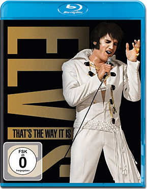 Elvis: That's the Way it is Blu-ray