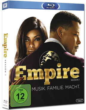 Empire: Staffel 1 Box Blu-ray (3 Discs)