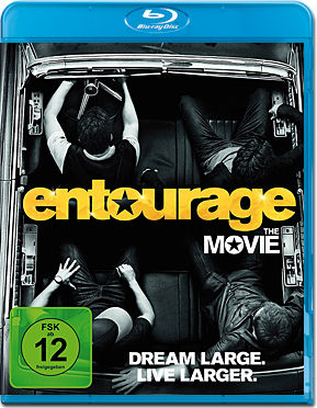 Entourage: The Movie Blu-ray