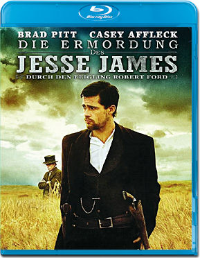 Die Ermordung des Jesse James Blu-ray