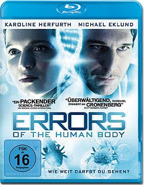 Errors of the Human Body Blu-ray