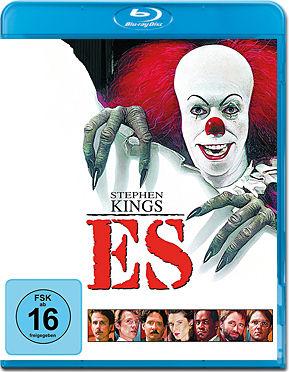 Stephen Kings Es Blu-ray