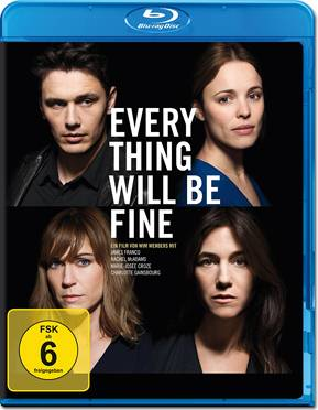 Every Thing Will Be Fine Blu-ray