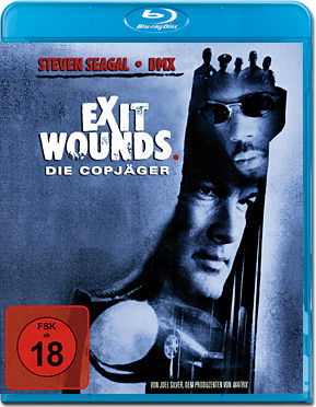 Exit Wounds: Die Copjäger Blu-ray