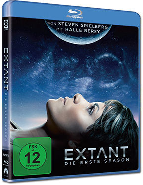 Extant: Staffel 1 Box Blu-ray (4 Discs)