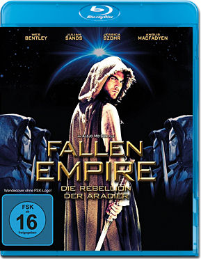 Fallen Empire: Die Rebellion der Aradier Blu-ray
