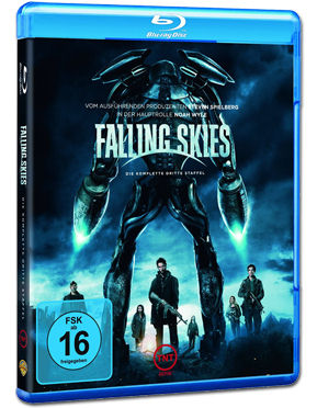 Falling Skies: Staffel 3 Box Blu-ray (2 Discs)
