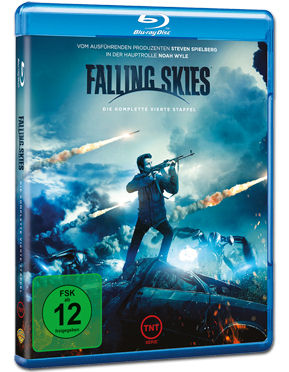 Falling Skies: Staffel 4 Box Blu-ray (2 Discs)
