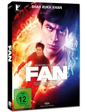 Fan - Limited Special Edition Blu-ray (2 Discs)