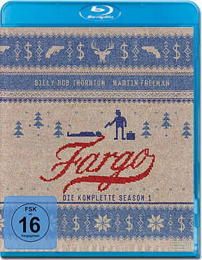 Fargo: Staffel 1 Box Blu-ray (3 Discs)