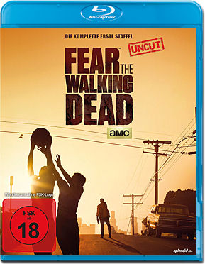 Fear the Walking Dead: Staffel 1 Box Blu-ray (2 Discs)