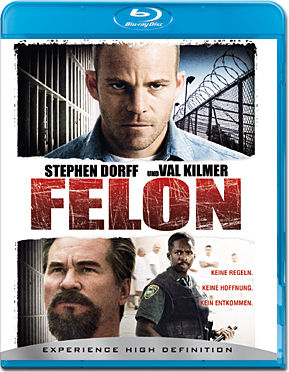 Felon Blu-ray