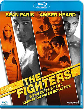 The Fighters - Never Back Down Blu-ray