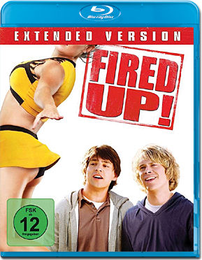 Fired Up! - Extended Version Blu-ray