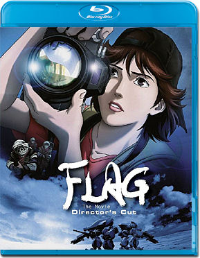 Flag: The Movie - Director's Cut Blu-ray