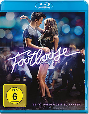 Footloose (2011) Blu-ray