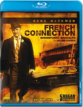 French Connection 1 Blu-ray