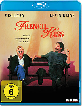 French Kiss Blu-ray