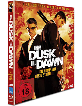 From Dusk Till Dawn: Staffel 1 Box Blu-ray (3 Discs)