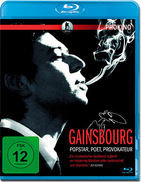Gainsbourg Blu-ray