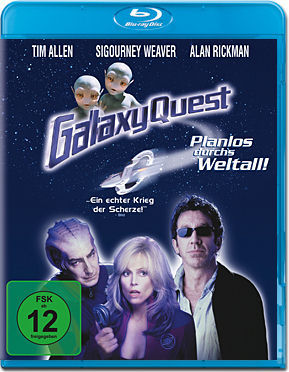 Galaxy Quest Blu-ray
