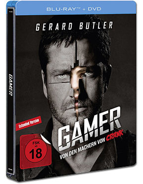 Gamer - Steelbook Edition Blu-ray