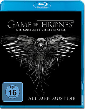 Game of Thrones: Staffel 4 Box Blu-ray (4 Discs)