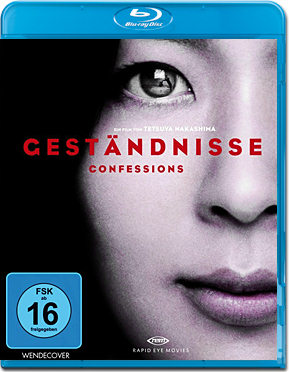 Geständnisse - Confessions Blu-ray