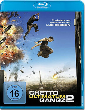 Ghettogangz 2: Ultimatum Blu-ray