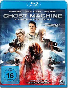 Ghost Machine Blu-ray