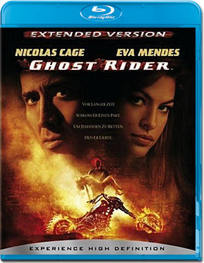 Ghost Rider - Extended Version Blu-ray