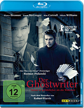 Der Ghostwriter Blu-ray