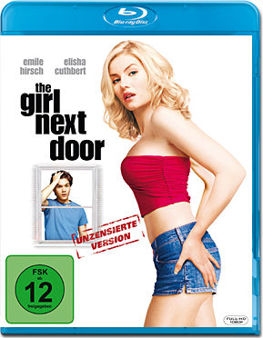 The Girl Next Door Blu-ray