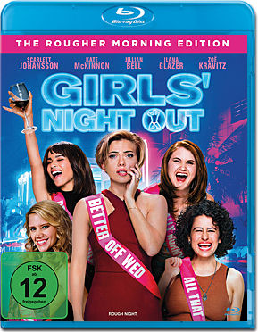 Girls Night Out Blu-ray