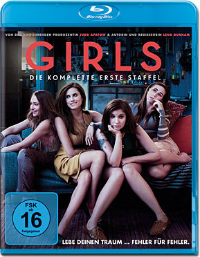 Girls: Staffel 1 Box Blu-ray (2 Discs)