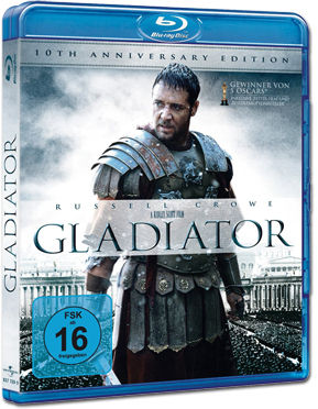 Gladiator - 10th Anniversary Edition (2 Discs)