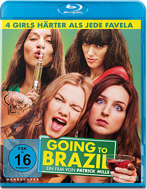 Going to Brazil Blu-ray