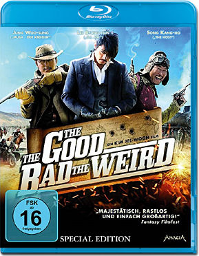 The Good, the Bad and the Weird - Special Edition Blu-ray