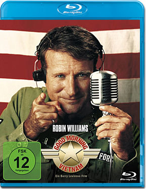 Good Morning Vietnam Blu-ray