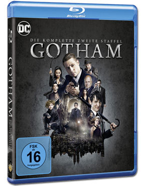 Gotham: Staffel 2 Box Blu-ray (4 Discs)