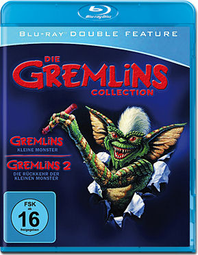 Die Gremlins Collection Blu-ray (2 Discs)