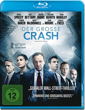 Der grosse Crash Blu-ray