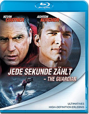 The Guardian: Jede Sekunde zählt Blu-ray