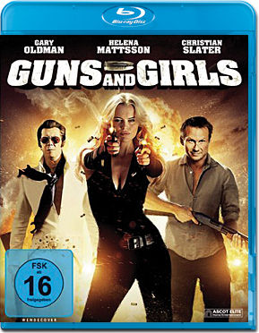 Guns and Girls Blu-ray