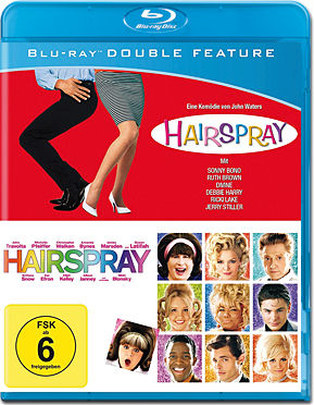 Hairspray - Double Feature Blu-ray